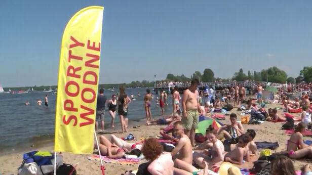 Zamknięte kąpielisko TVN24