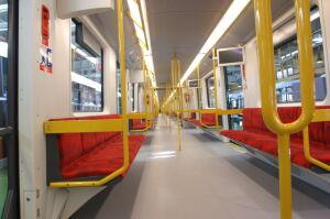 Niepełnosprawni testowali wagony II linii metra