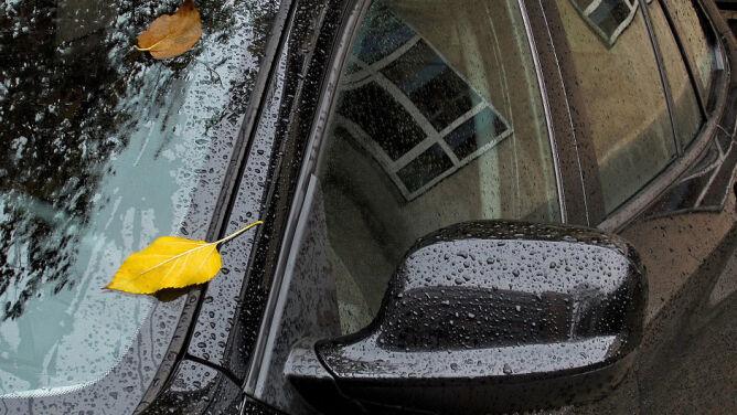 Opady utrudnią jazdę. Bądźcie czujni