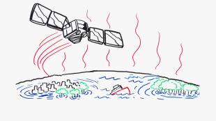 NASA ostrzega przed rosnącym poziomem wód oceanów
