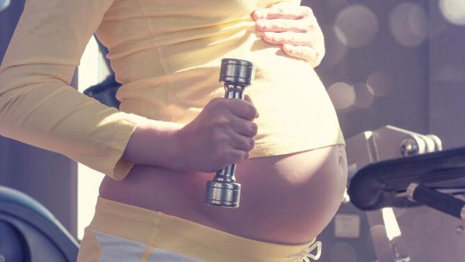 Poród jak maraton. W ciąży potrzebny jest trening. Jaki?