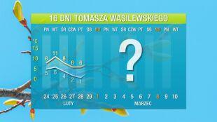 Pogoda na 16 dni: wiosenny koniec lutego